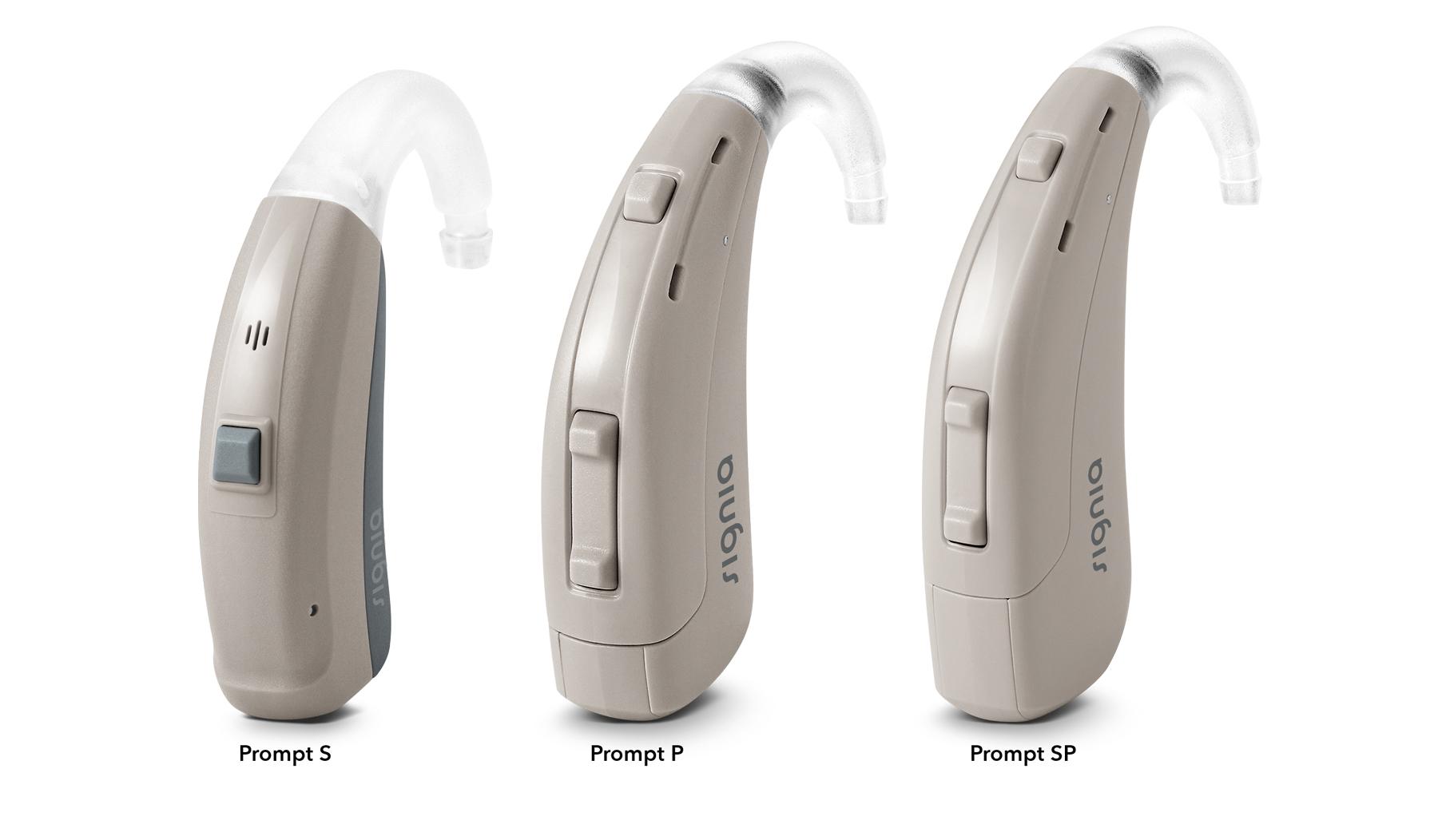 Wir haben für Sie eine Auswahl an hochwertigen digitalen Hörgeräten ohne Eigenanteil.